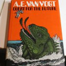 Quest for the Future A.E. Van Vogt 1970 Hardcover