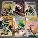 Lot of (6) Cadillacs and Dinosaurs (Vol. 1, 1990) #1-6  Epic Comics,