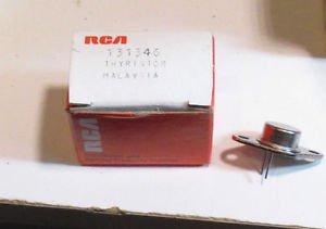 Vintage RCA Thyristor 131346 NOS