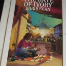 Gate of Ivory The Gate of Ivory by Doris Egan (1989) 1st print PB