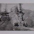 Vintage Postcard Granite Gate MT Lowe Railway California