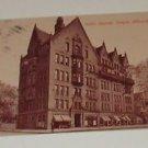 Vintage Postcard Masonic Temple Milwaukee Wisconsin