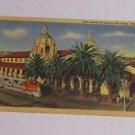 Vintage Postcard 4547- Santa Fe Station Depot San Diego California