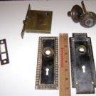 Russell & Erwin Doorknob Set & Plates