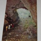 Vintage Postcard Historic Entrance to Mammoth Cave Nat Park Kentucky