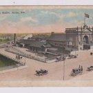 Vintage Postcard Union Station Omaha Nebraska