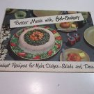 Better Meals with Gel-Cookery 1952 Knox Gelatine