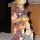 Boyds Bears & Friends, Bears & Hares, Flora, Amelia & Eloise The Tea Party