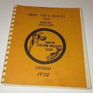 Omaha Fish & Wildlife Club Womens Auxiliary Cookbook 1972