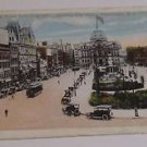 Vintage Postcard Exchange Place Showing City Hall Providence RI  1915