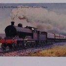 Vintage Postcard London & North Western Railway Express Team Britain UK