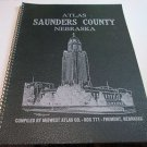 Atlas Saunders County Nebraska 1962