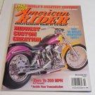 American RIder Magazine October 1995