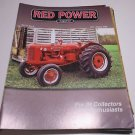 RED POWER IH & Farmall Enthusiasts Collectors Magazine july august 2006