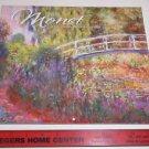 CLAUDE MONET Art Prints Calendar 2006