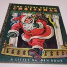 THE NIGHT BEFORE CHRISTMAS Little Golden Book CLEMENT MOORE1949
