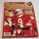 Athlons Nebraska Big Eight Football 1987 Steve Taylor~Jamelle Holieway~M. Gundy