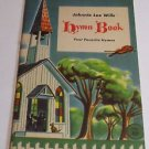 Johnnie Lee Wills Hymn Book