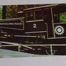 Postcard Manitou & Pikes Peak Railway Museum Card