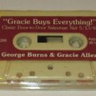 Radio Reruns George Burns and Gracie Allen Gracie Buys Everything Cassette