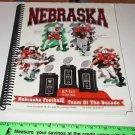 Nebraska Football 1998 Media & Recruiting Guide