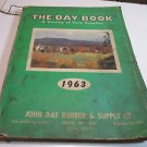 The Day Book Catalog of Farm Supplies John Day Rubber & Supply Co 1963