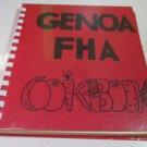 Genoa Nebraska FHA Cookbook 1981