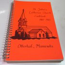 St Johns Lutheran Church Cookbook 1885-1985 Ottertail Minnesota