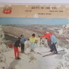 Kens 66 Oil CO David City Nebraska Phillips 66 1966 Calendar