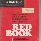 January 31, 1968 Implement & Tractor 52nd Annual Farm Industrial Red Book