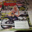 HOT ROD BIKES Magazine December 1998 Sturgis-Bike by Titan-Harley How To's
