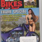 HOT ROD BIKES Magazine May 1997 Mike Wilson's Softail Harley Frame Recognition Guide