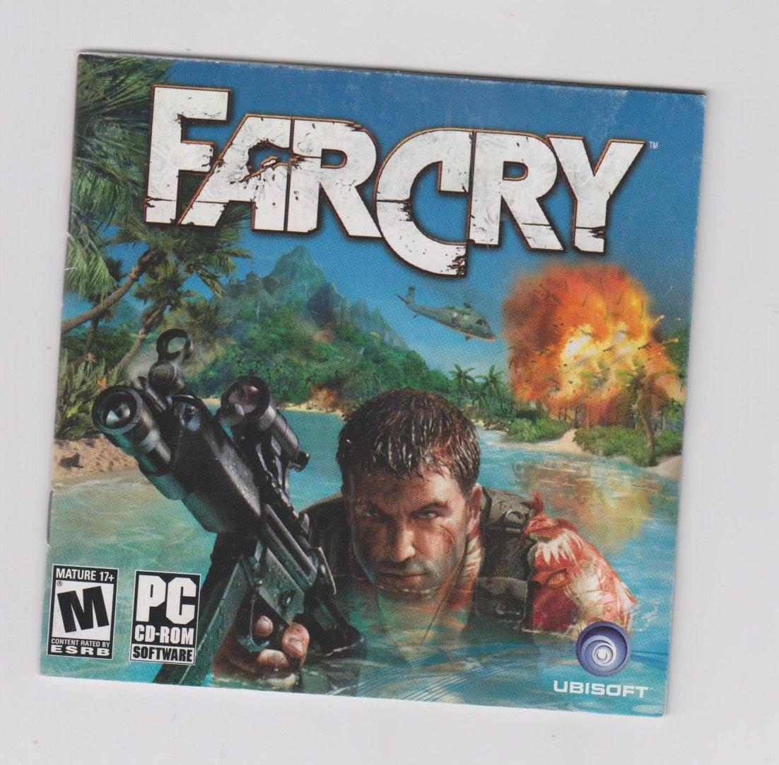 Farcry ubisoft Instruction Manual