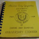 David City Nebraska Jaycettes Celebrate 20 years Cookbook 1964-1984