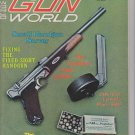Magazine GUN WORLD November 1973 LUGER's Legendary Carbine