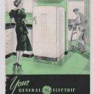 Your General Electric Refrigerator, Form No. 502-4