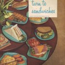 Turn to Sandwiches (American Institute of Baking)