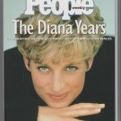 People The Diana Years:  Princess of Wales (Commemorative Edition)  Magazine