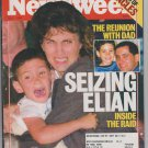 "Newsweek Magazines ""Elian Gonzales"" Custody Saga Features May -1 2000"