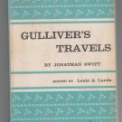 Gulliver's Travels Paperback – Import, 1960 by Jonathan Swift Louis A. Landa