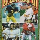 kickoff classic XII nebraska vs west virginia august 1994 guide magazine