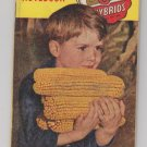 Corn Data Notebook FUNKS HYBRIDS J.C Robinson Seed Co Waterloo Nebraska 1949