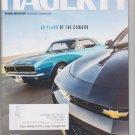 Winter 2016 Hagerty Magazine 50 years of the Camaro