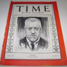 TIME The Weekly Newsmagazine September 16 1929