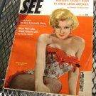 Marilyn Monroe See Magazine November, 1954