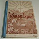 Varde Ljus! Nordisk missionskalender 1904