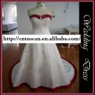 free shipping 2010 new arrival N0631 wedding gown14