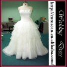 free shipping 2010 new arrival N0631 wedding gown015