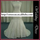 Real sample-free shipping wedding dress XMA022