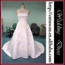 fee shipping 2010 new arrival wedding dress030